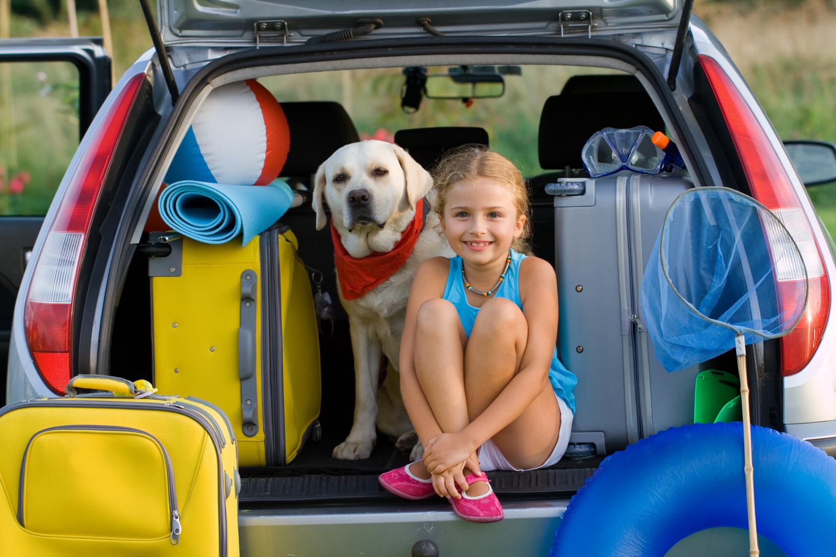 Gode råd til en tryg kør-selv-ferie